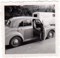 < Automobile Auto Voiture Car >> Belle Photo Originale 6 X 6 Morris Oxford Belge