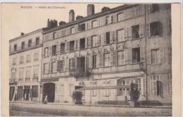 MACON. Hotel De L´europe - Macon