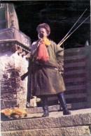 TIBET - Tibetian Resistance Force Bugler - Tibet