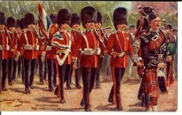 CPA LONDON KINGS GUARDS  ( Scots Guards ) 3811 - Buckingham Palace