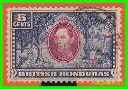 GRAN BRETAÑA BRITISH -HONDURAS  SELLO AÑO 1938 - British Honduras (...-1970)