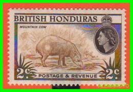GRAN BRETAÑA  BRITISH -HONDURAS  SELLO  AÑO-1967 - British Honduras (...-1970)