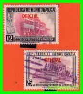 GRAN BRETAÑA  BRITISH -HONDURAS  SELLOS   AÑO 1953 - British Honduras (...-1970)