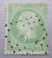 B0223- France - 1862-71 - Sc. 23 - 1863-1870 Napoléon III. Laure