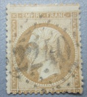 B0227 - France - 1862-74 - Sc. 25 - 1863-1870 Napoléon III. Laure