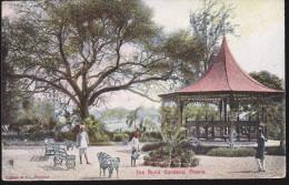 CPA - (Inde) The Bund Gardens, Poona - Inde