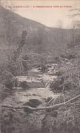 Cp , 50 , CAROLLES , Le Ruisseau Dans La Vallée Des Peintres - France