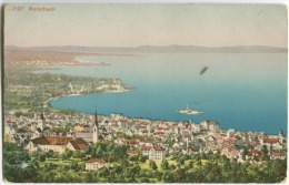 RORSCHACH Panorama Farblitho   Um 1907 - ZH Zürich