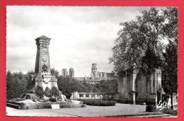 54. Toul. Le Monument Aux Morts (1870-71). 1961 - Toul