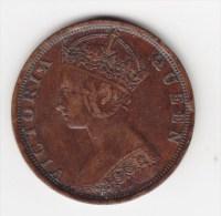 @Y@   Hong Kong  1 Cent 1901    (2985) - Hong Kong