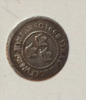 VINTAGE COIN   SWEDEN 4 ÖRE KARL XI 1668. - Svezia
