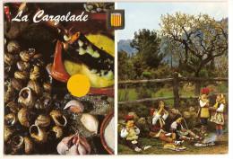 Recettes - Cuisine - Gastronomie Du Roussillon ( La Cargolade ) - Küchenrezepte