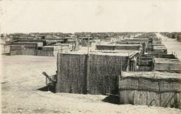 EGYPTE -  BELLE CARTE PHOTO DE  RAS EL BAR