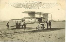 CPA  Le Triplan Goupy  4711 - ....-1914: Precursori