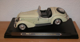 Wanderer W 25 K Roadster Von 1936 Von Ricko - Voitures, Camions, Bus