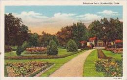 Oklahoma Bartlesville Johnstone Park Curteich - Bartlesville