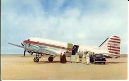 CPA  DOUGLAS DC 3, Cie Air Algérie  4703 - 1946-....: Era Moderna