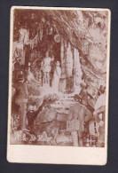 Belle Photo Ancienne Animée Visite Grotte De Han - L' Alhambra ( Photo Boyer Paris ) - Lieux