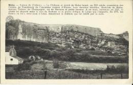 Moha -- Ruines Du Château.   (2 Scans) - Wanze