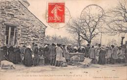 ¤¤    -   308  -  Canton De PIPRIAC   -   Un Jour De Foire à SAINT-JUST  -  Marché Aux Cochons    -  ¤¤ - France