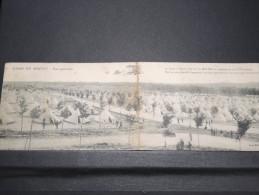 MILITARIA - Double Carte Panorama Du Camp De Mailly - Pas Courant - A Voir - P 16656 - Marrakech