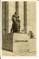 CPA Exposition Paris 1937, Das Deutsche Haus, Sculpture Professeur Thorak 3604 - Esposizioni