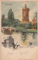 GRUSS AUS LAXENBURG, Lower Austria, Austria, 1900-1910's; Die Franzensburg, Die Uberfuhr - Laxenburg