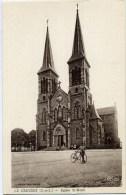 71 - Le Creusot ;Eglise St-Henri. - Le Creusot