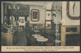 Deutschland -Berlin-Kreuzberg, Konzert-Cafe Hermannplatz, - Ohne Zuordnung