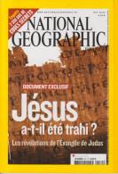 REVUE NATIONAL GEOGRAPHIC FR N° 80  Jésus - Géographie