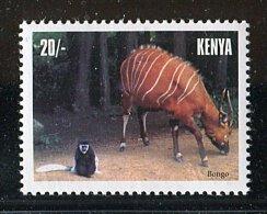 (cl.12 - P.50) Kenya ** N° 662 (ref. Michel Au Dos) - Le Bongo - - Briefmarken