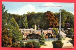 57. Metz. Brunnen Am Platz Des Führers. Feldpost Metz 1942 - Metz