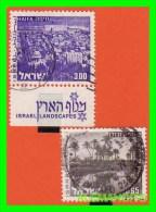 ISRAEL  SELLOS DE DIFERENTES VALORES  Y AÑO S - Israel
