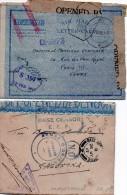 Armée D'orient - Marcophilie (Lettres)