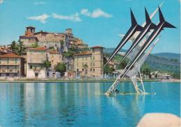 PASSIGNANO SUL TRASIMENO Monumento In Memoria Degli Allievi Piloti E Dei Piloti Della Scuola Di Pilotaggio Di Passignano - Italia