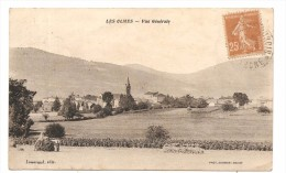 LES OLMES  ( Rhone )   Vue Generale - Altri Comuni