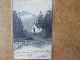 LUNGERN . BURGKAELLE . DOS 1900 - Switzerland