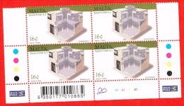 MNH Lot De 4 Timbres Reserve Post R15 - 16c 2003 - Malte