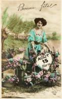Postcard / CP / Postkaart / Femme / Woman / Lady / Moederdag / Ed. Syla No 789 / 1918 - Fête Des Mères