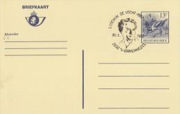 BELGIË/BELGIQUE:Illustr. Date Cancel On Post. St.:  ## 30-5-87 : 's GRAVENWEZEL : Lodewijk DE VOCHT ## : MUSIC,COMPOSER, - Muziek