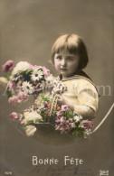 Postcard / CP / Postkaart / Child / Enfants / Ed. Lilas No 7679 - Fête Des Mères