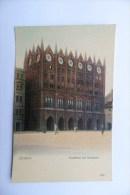 Stralsund, Nordfront Rathaus - Weltpostverein - [1904 ] - (D-H-D-MVP60) Nr. 7669 - Stralsund