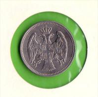 SERBIE  / 1912 / 20 PARA  /   - BEL ETAT - Serbie