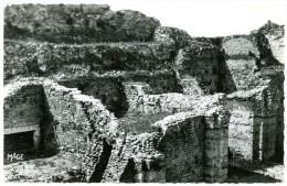 Bavay - Bavai Gallo-romain 8.5.52. Les Sous-sol Du Grand Portique, L'extrémité Ouest De L'aile Sud Vue Du Nord-Est. - Bavay