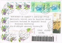 16301. Frontal Aereo Certificado SAO JERONIMO Da SERRA  (Brasil) 1994 - Brasilien