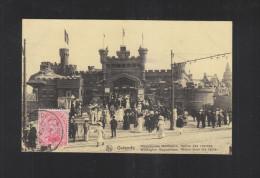 Carte Postale Ostende Hippodrome Wellington 1920 - Oostende