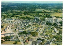 50 - Manche / CONDE -sur- VIRE : Vue Aérienne, Au Fond  L'usine ELLE-ET-VIRE.. - Autres Communes