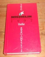 Guide Michelin. Italia. 1997. - Tourisme, Voyages