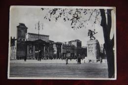 ROMA - Porta Pia E Monumento Al Bersagliere - Unclassified