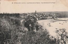 Saint Suliac - Les Bords De La Rance    - Scan Recto-verso - Saint-Suliac